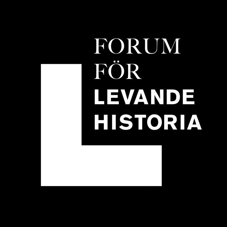 Logotypen för Forum för levande historia