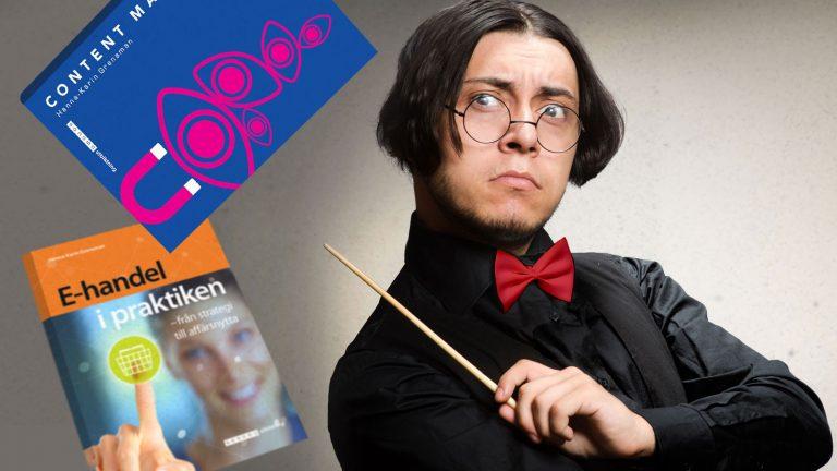 Content Marketing och E-handel i praktiken böcker för dig som undervisar Hanna-Karin Grensman